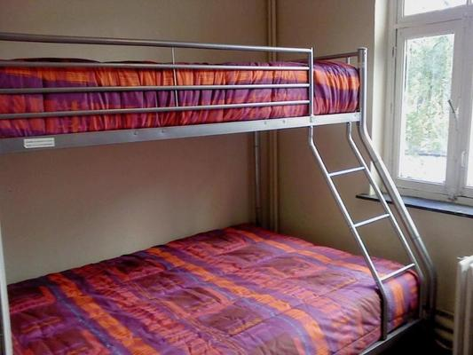 Hostel Louise - Brussels - Bedroom