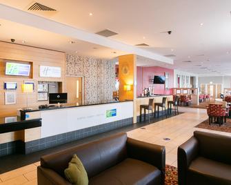 Holiday Inn Express Antrim - Antrim - Restaurace