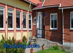 Lyckahem Lagprishotell Och Vandrarhem - Karlskrona - Edifício