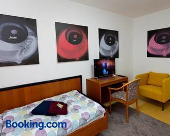 Waldblick Appartement - Heppenheim - Bedroom