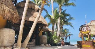 Beachfront Hotel La Palapa - Adults Only - Holbox - Outdoor view