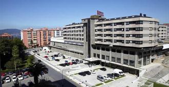 Hotel Coia de Vigo - Vigo - Makuuhuone