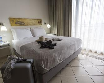 Hotel Zefyros - Платамонас - Bedroom