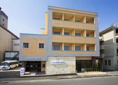 Harbor Hotel Kaigetsu - Sumoto - Rakennus