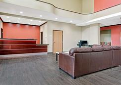 Super 8 by Wyndham San Antonio/Alamodome Area - San Antonio - Lobby