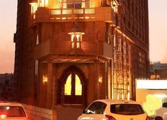 The Platinum - Muscat - Building