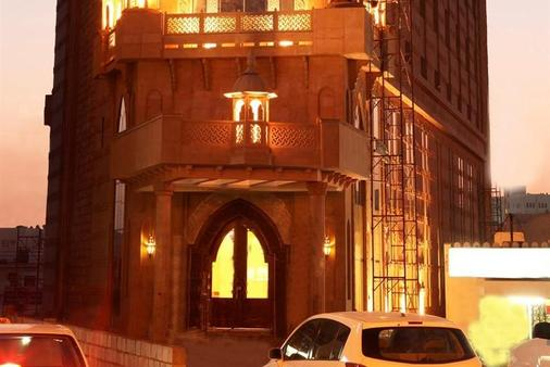 Platinum Hotel - Muscat - Toà nhà