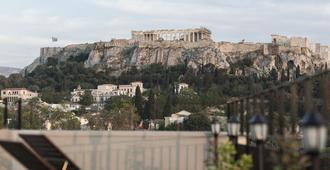 雅典版本奢華套房飯店 - 雅典 - 室外景