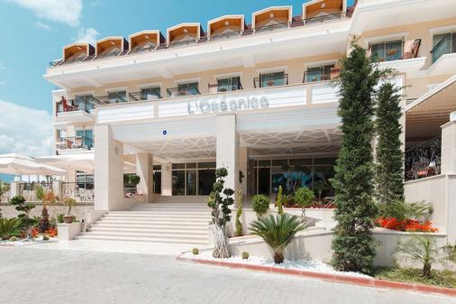 L'Oceanica Beach Resort Hotel - Кемер - Здание