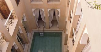 Riad Nafis - Marrakech - Piscina