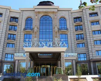 Sultan Plaza hotel - Kzyl-Orda - Building