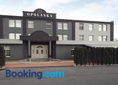 Opolanka Restauracja & Hotel - Opole - Bygning