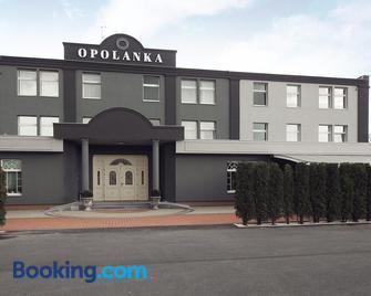 Opolanka Restauracja & Hotel - Oppeln - Gebäude