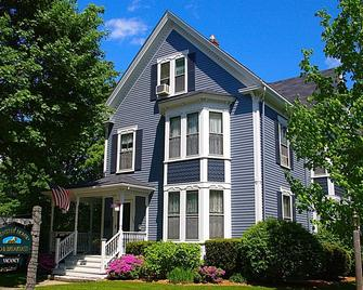 Brewster House Bed & Breakfast - Freeport - Building