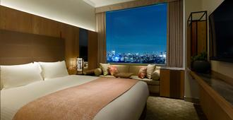 Hotel The Celestine Tokyo Shiba - Tokio - Makuuhuone