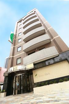 格林馬克飯店 - 仙台 - 建築