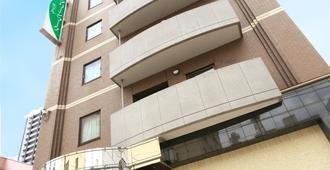 Hotel Green Mark - Sendai - Building