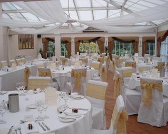 Mere Court Hotel - Knutsford - Banketový sál