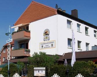 Brauhaus Hotel Rütershoff - Castrop Rauxel - Gebouw