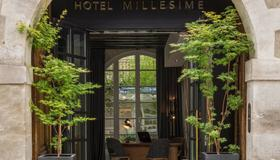 Millésime Hôtel - París - Patio
