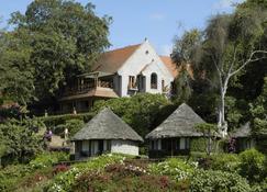 Arusha Serena Hotel, Resort & Spa - Arusha - Byggnad