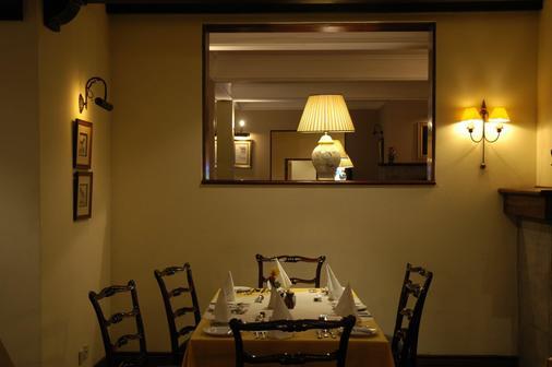 Arusha Serena Hotel, Resort & Spa - Arusha - Phòng ăn