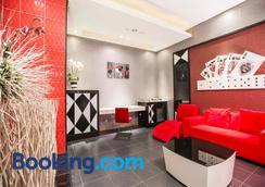 Moonarea Business Leisure Motel - Douliu City - Lounge