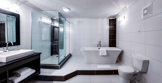 貝斯維斯特村公園酒店 - 卡加立 - 卡加利 - 浴室
