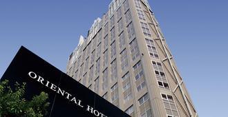 Oriental Hotel Hiroshima - הירושימה - בניין
