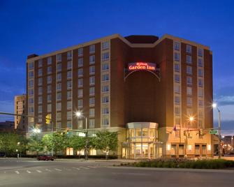 Hilton Garden Inn Detroit Downtown - Детройт - Здание