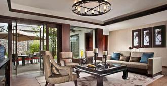 Pullman Lijiang Resort And Spa - Lijiang - Living room