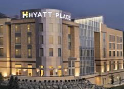 Hyatt Place Salt Lake City/Cottonwood - Holladay - Edificio