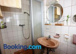 Gastehaus Absbachtal - Bad Rippoldsau - Bathroom