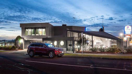 Best Western Mahoney's Motor Inn - Melbourne - Rakennus