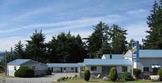 Marland Motel - Пауэлл-Ривер
