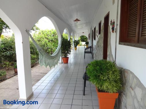 Pousada Dos Arcos - João Pessoa - Balcony