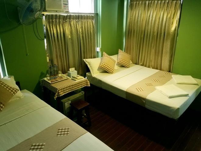 The Sat Hostel Yangon - Yangon - Bedroom