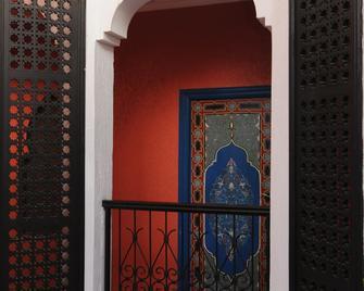 Dar Fatima Guest House - Taroudant - Schlafzimmer