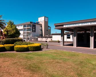 Copthorne Hotel Rotorua - Rotorua - Building