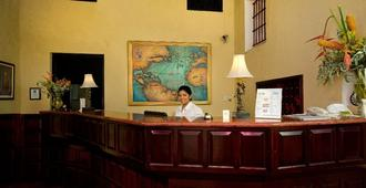 帕拉西奧精品酒店 - 聖多明哥 - 聖多明各 - 櫃檯