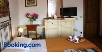 Camera Brogi Vertine - Gaiole In Chianti - Habitación