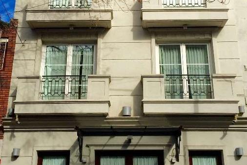Purobaires Hotel Boutique - Buenos Aires - Building
