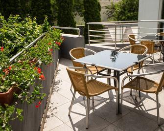 President Hotel - Timisoara - Balcón