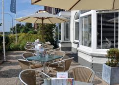 Fletcher Hotel Koogerend - Den Burg - Patio
