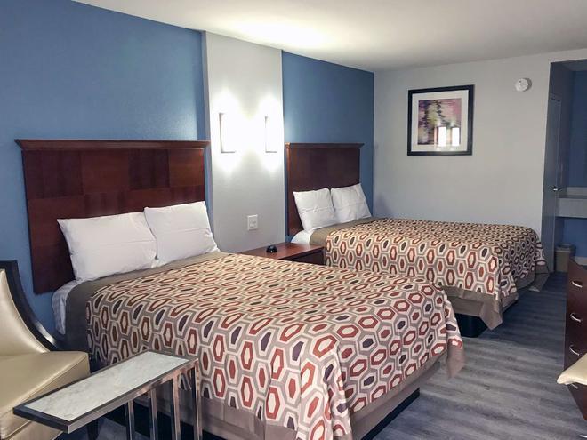 Americas Best Value Inn Decatur, Ga - Decatur - Makuuhuone