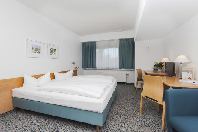 Akademie Hotel Berlin - Berlin - Bedroom
