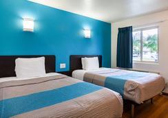 Motel 6 Ventura Downtown Ca - Ventura - Phòng ngủ