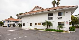 Motel 6 Ventura Downtown, CA - Ventura - Building