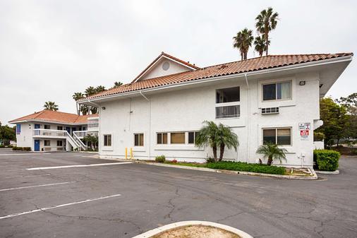 Motel 6 Ventura Downtown Ca - Ventura - Toà nhà