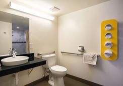Motel 6 Ventura Downtown Ca - Ventura - Phòng tắm